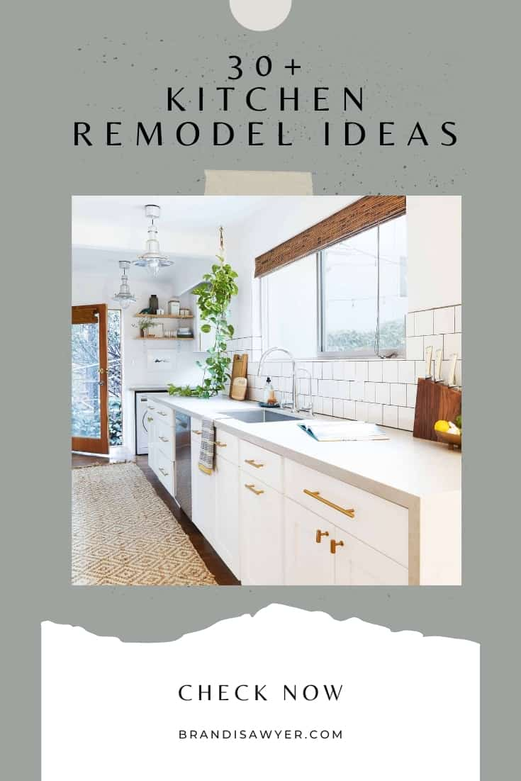 30+ Kitchen Remodel Ideas for Homeowners