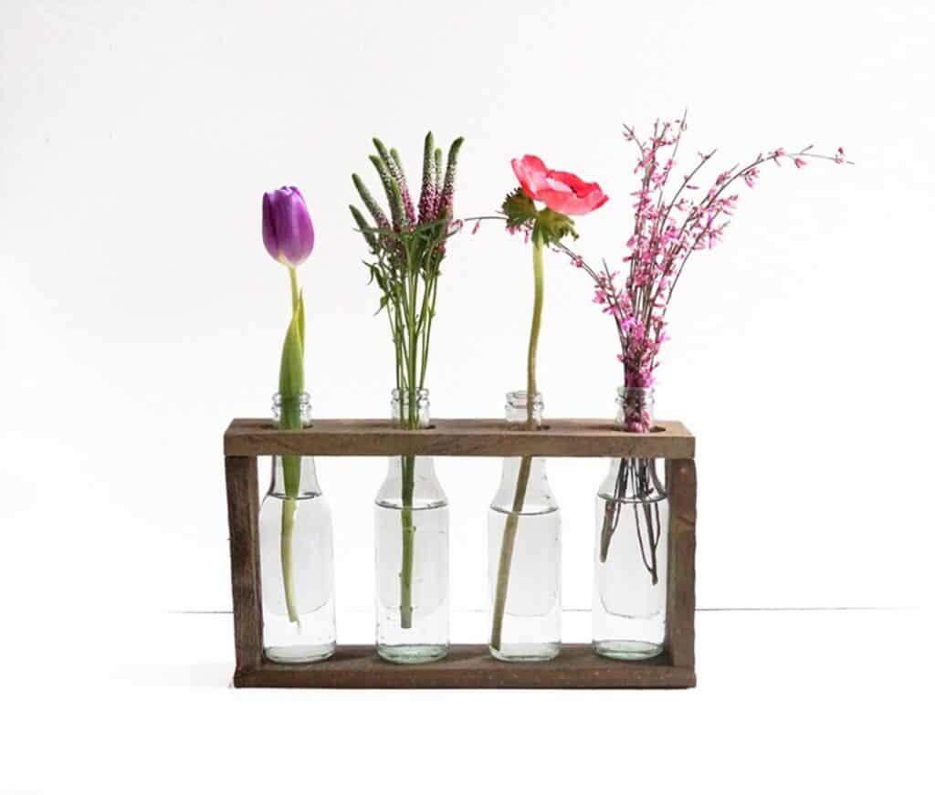 Flaschen Vase