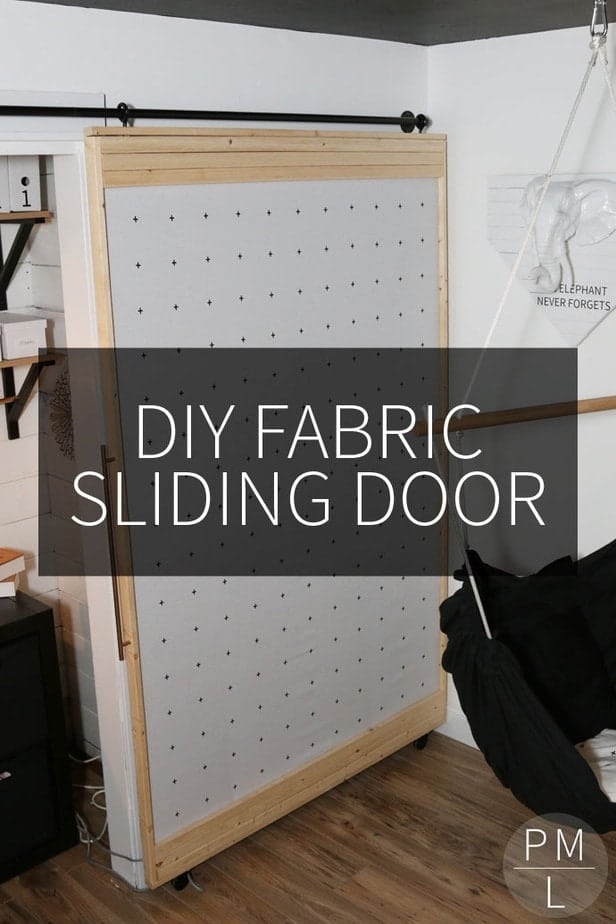 DIY-Fabric-Sliding-Door