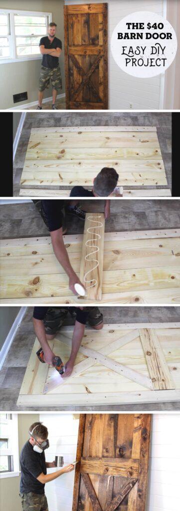 DIY-Farmhouse-Barn-Door-Style