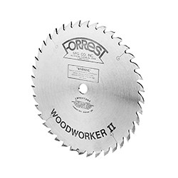 Forrest WW10407125 10-Inch Table Saw Blade