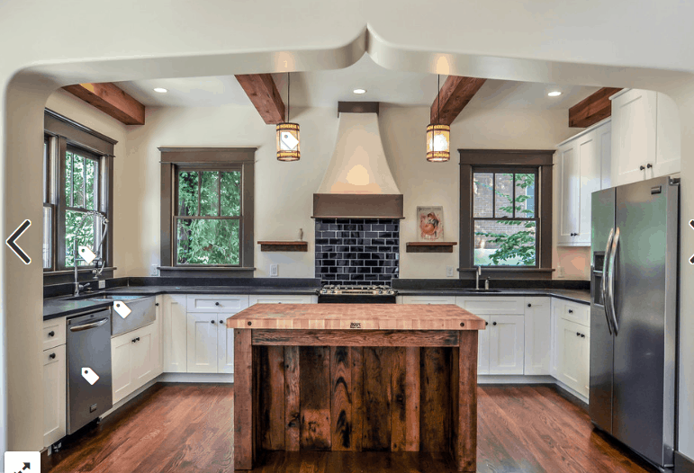 Rustic-Style Kitchen