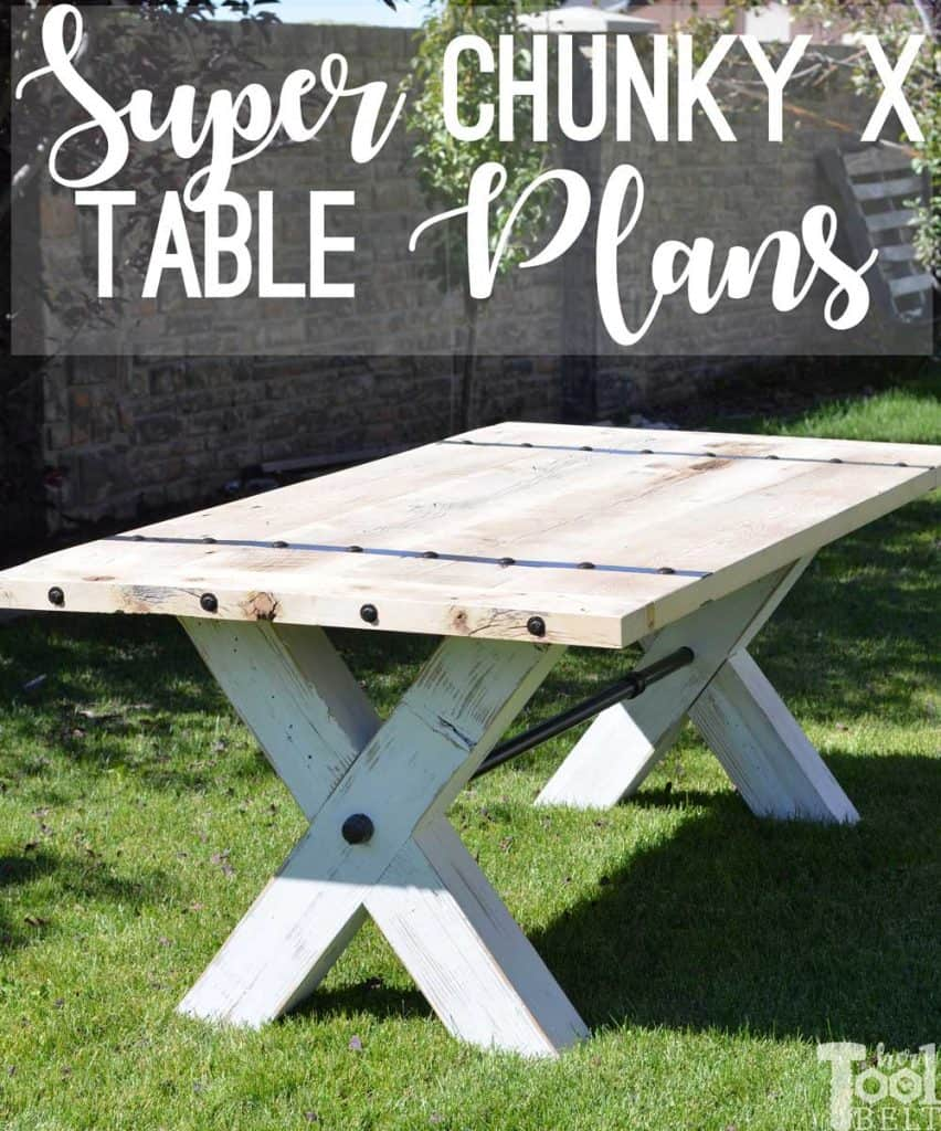 Simple X Table