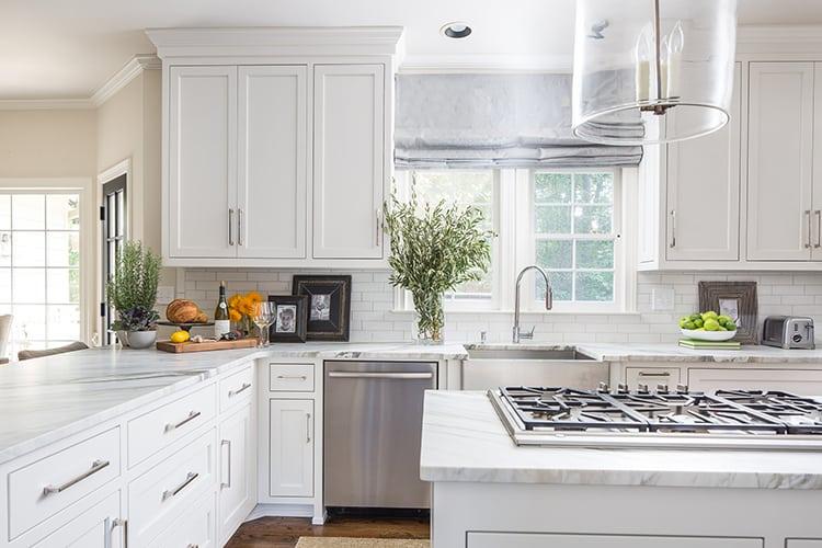 The Fresh & Comfy Kitchen