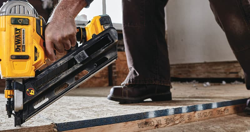 Best Cordless Framing Nail Gun