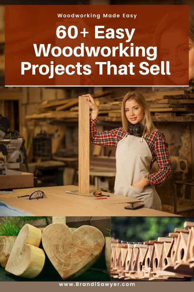 Easy Woodworking Projects That Sell